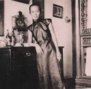 My grandmother Mai, nee Jin, Yu-Hua, was a refined lady.