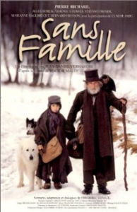 Without Family, by Hector Malot. This novel had a much greater fame than En Famille, and was known pretty well in China and Taiwan as well.