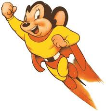 mighty mouse to the rescue