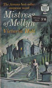 Victoria Holt, Mistress of Mellyn