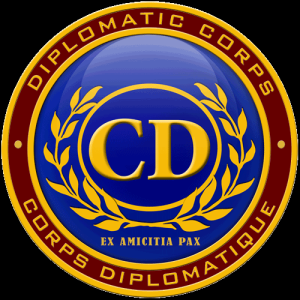 CD, corps diplomatique